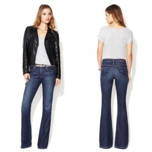 AG The Farrah 70s High Rise Bell Bottom Jeans